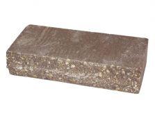 колотый скала коричневый